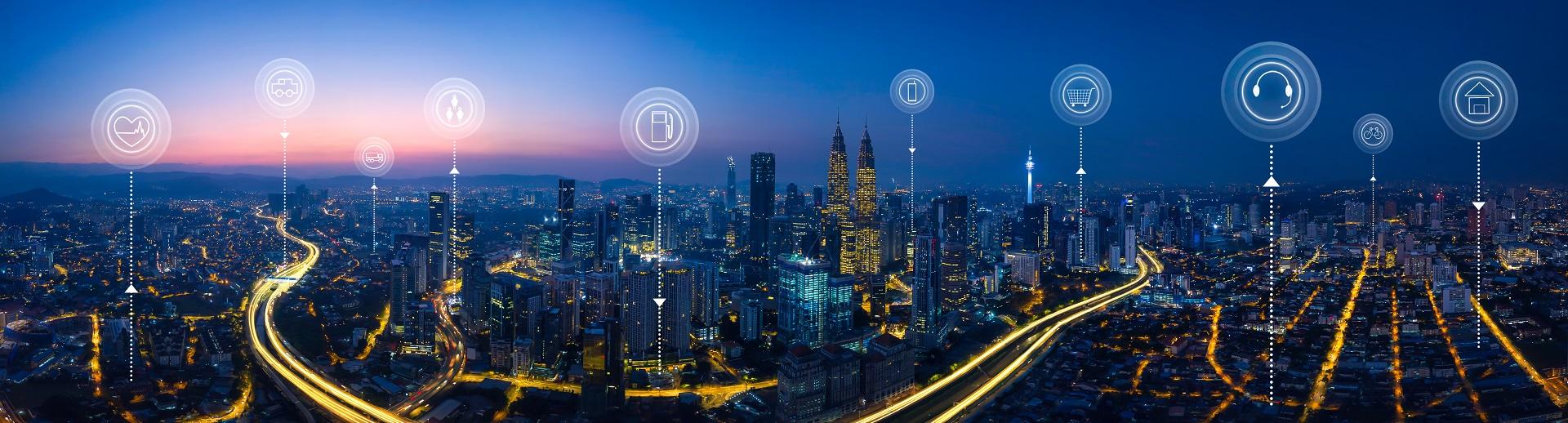 Smart City : Projet d'innovation phare des métropoles