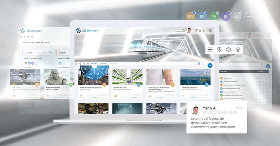 Outil PPM Logiciels de gestion de projet collaboratifs : les nouveaux outils de la productivité